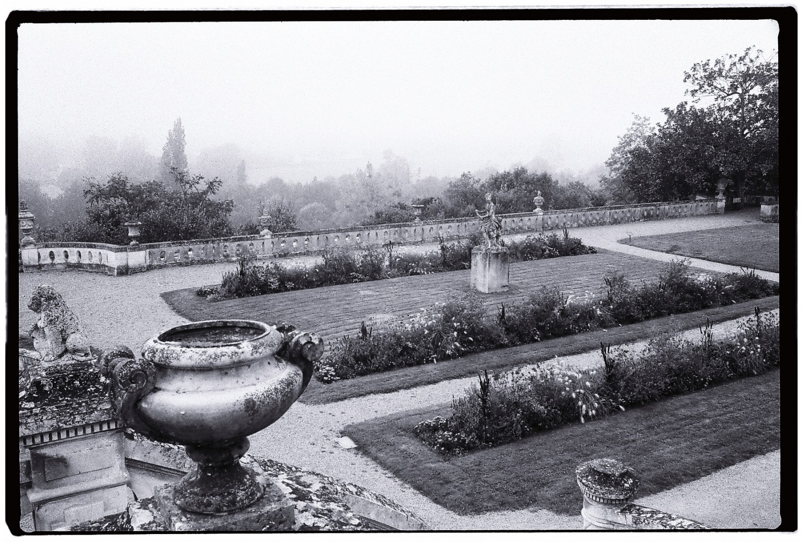 Les jardins du château de Valençay