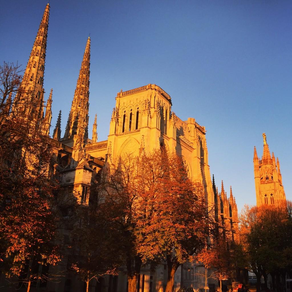 La cathédrale Saint-André et la tour Pey Berland