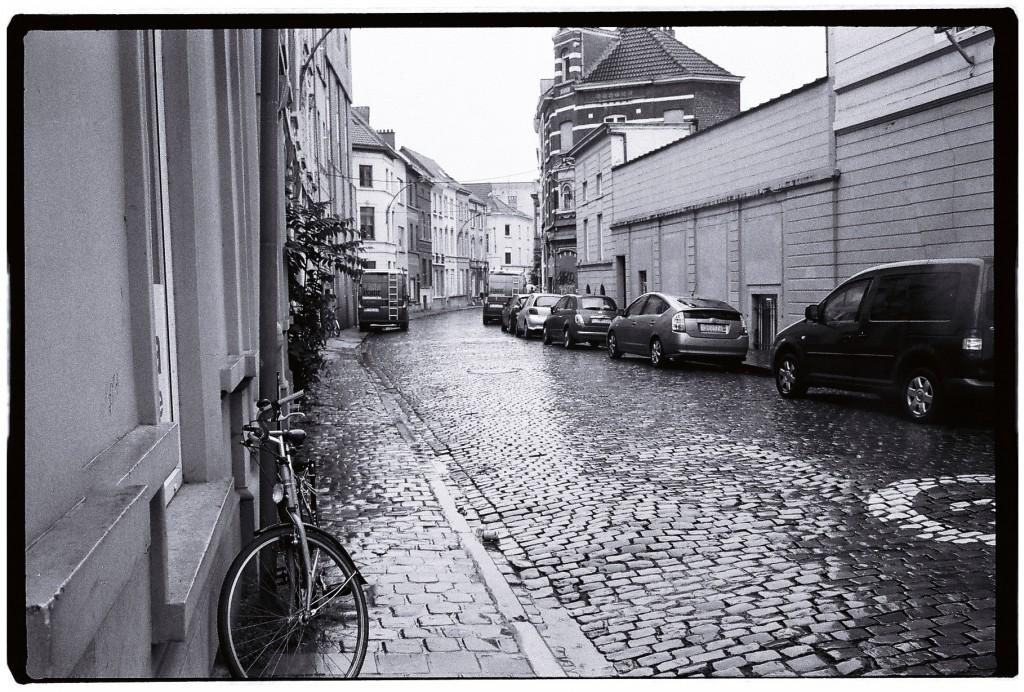 Les petites rues pavés de Gand