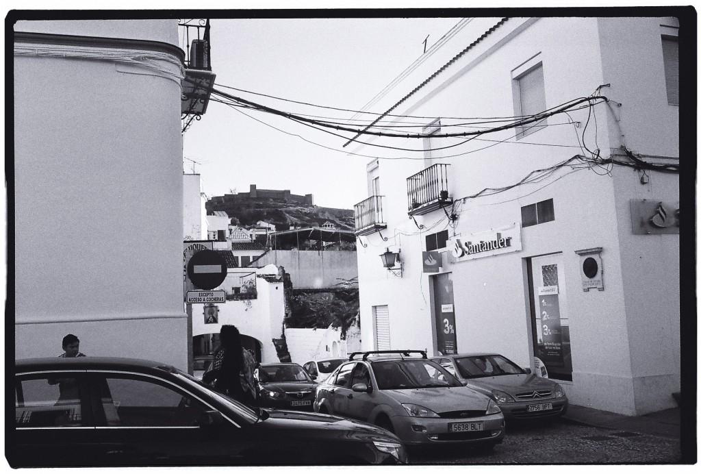 Aracena, une petite ville espagnole