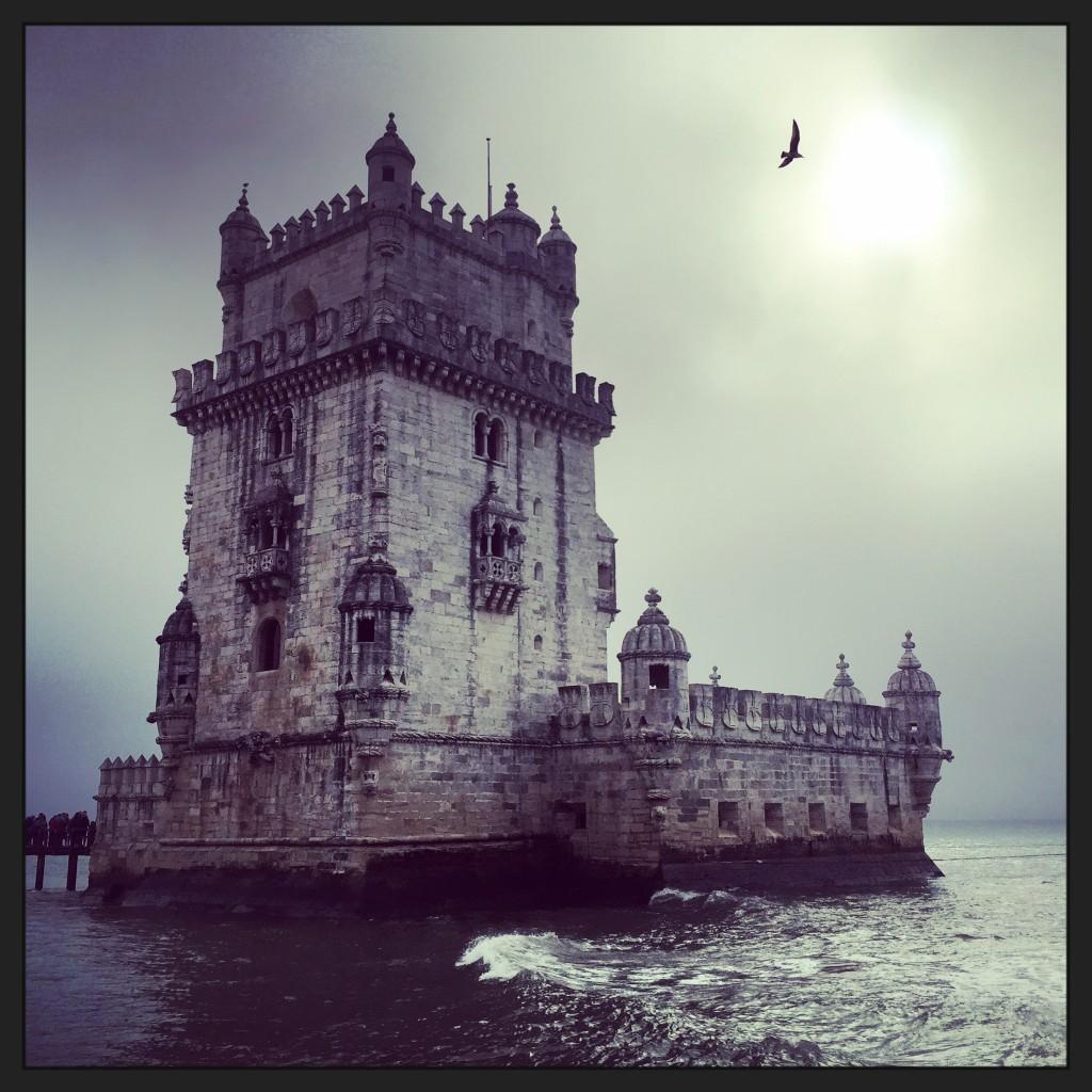 La tour Belém à Lisbonne