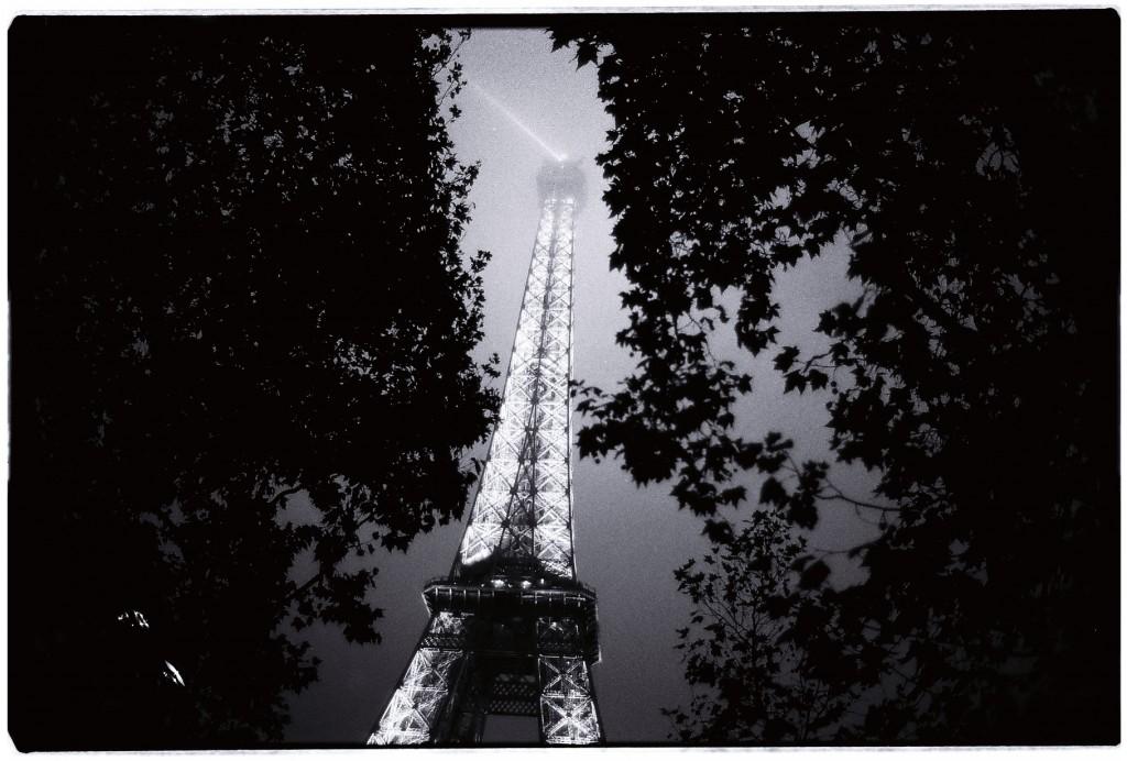 La tour Eiffel, l'emblème de Paris
