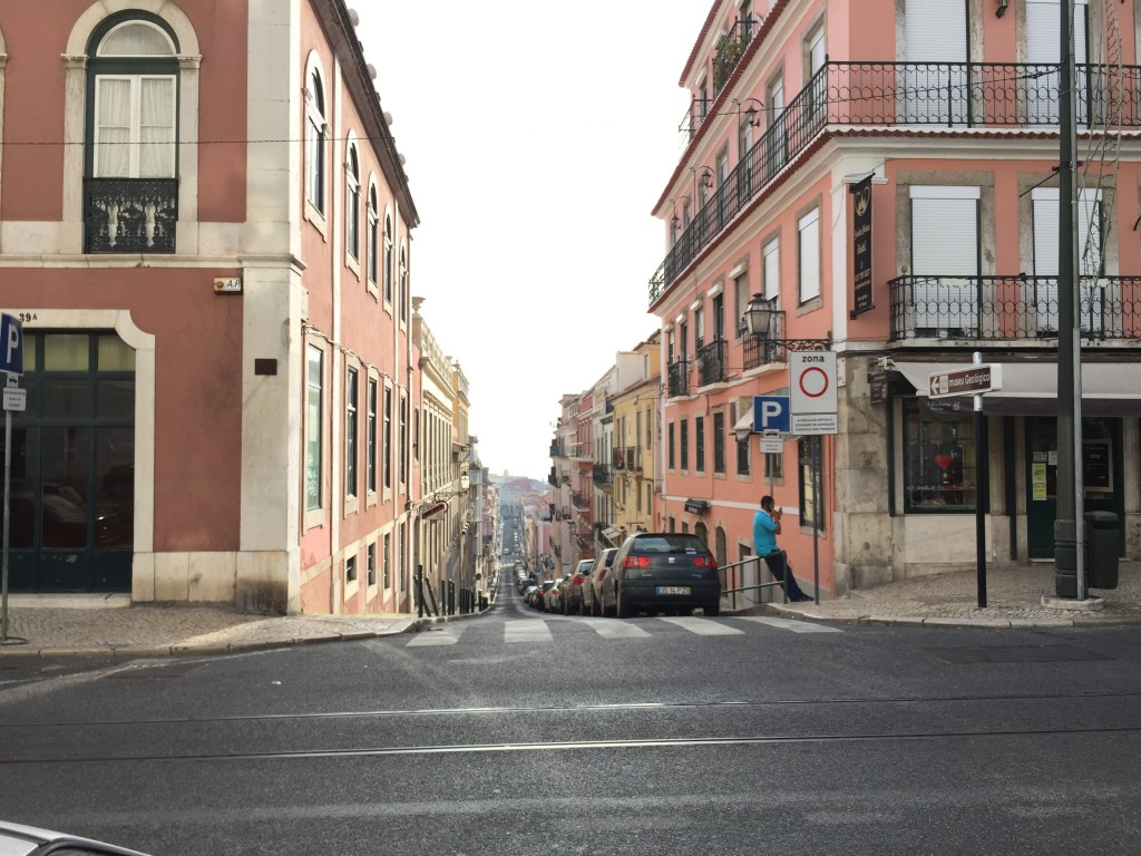 Le quartier populaire de Bairro Alto