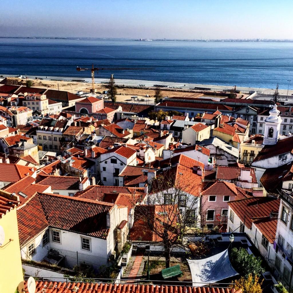 Lisbonne une ville romantique