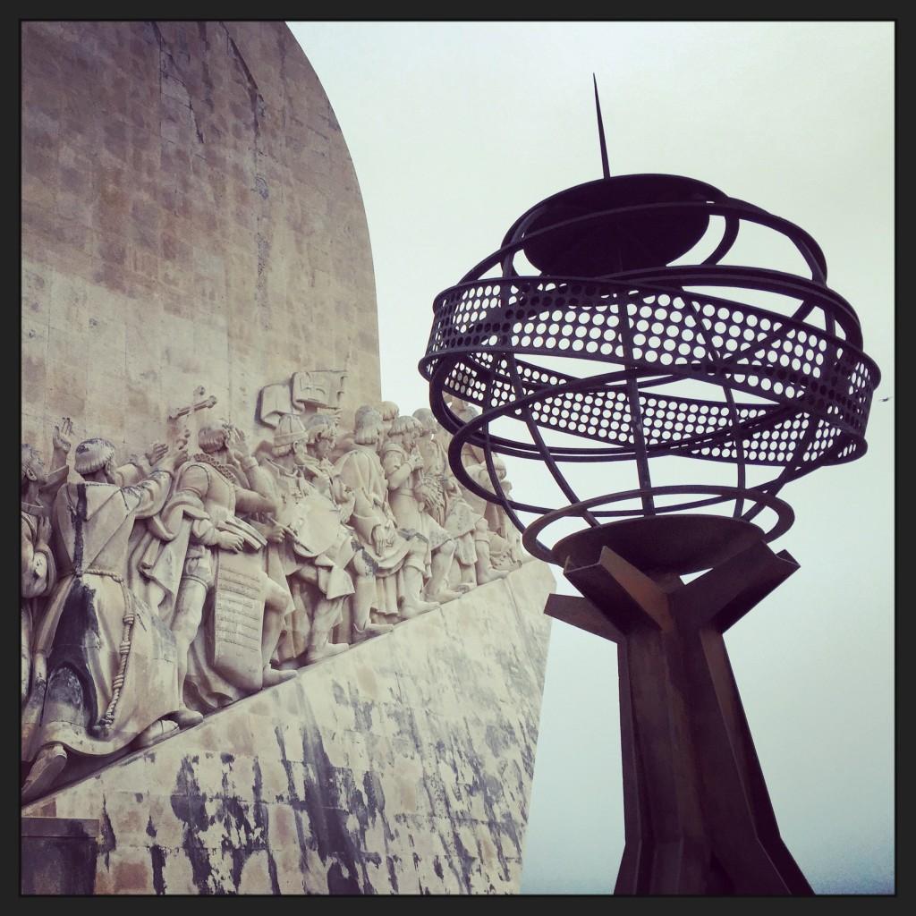 Monument à la gloire des aventuriers portugais à Belém