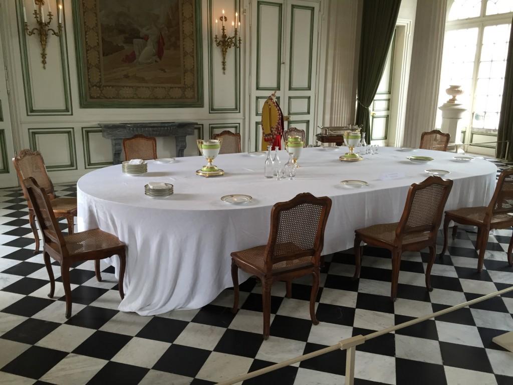 Avec Talleyrand diplomatie rime avec gastronomie