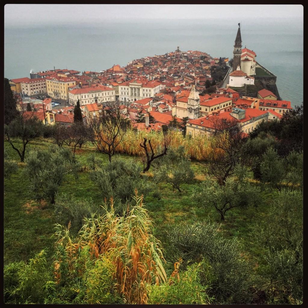 Piran, l'une des plus belles villes de la Slovénie