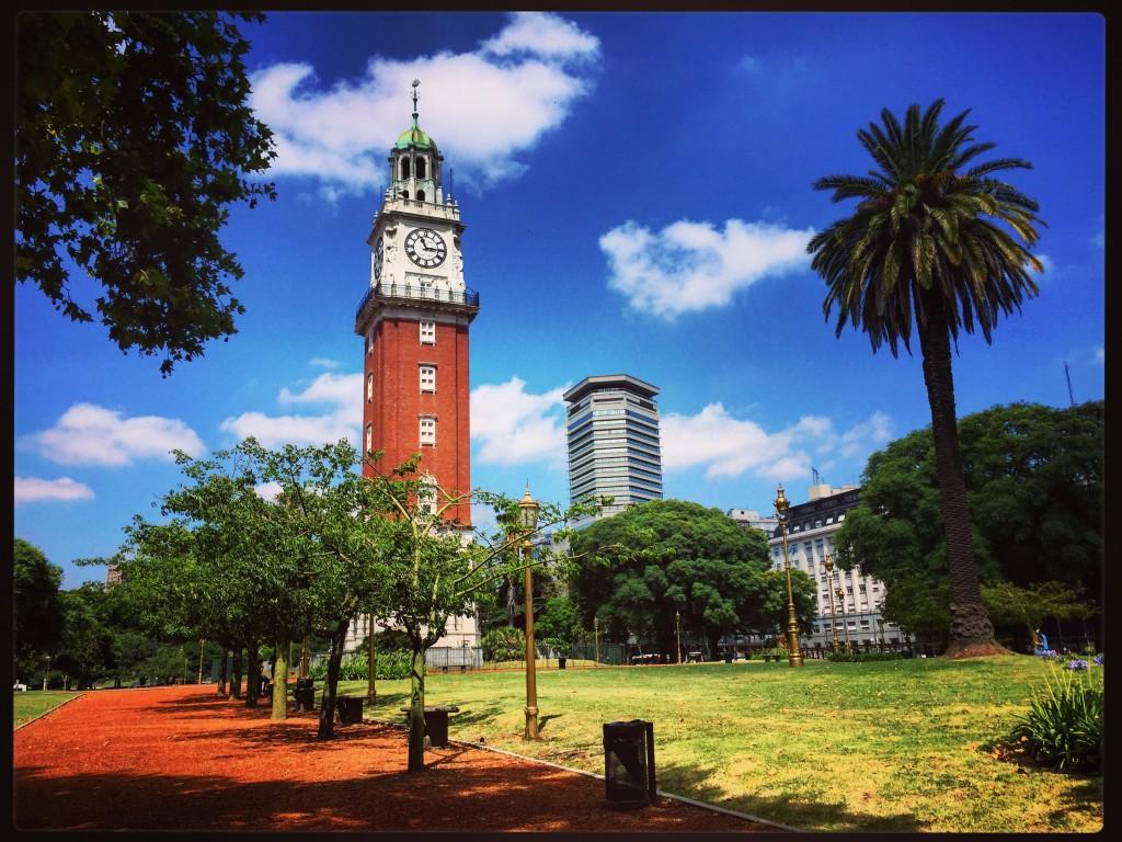 Buenos Aires en été