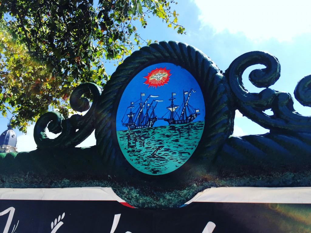 L'emblème de la ville de Buenos Aires