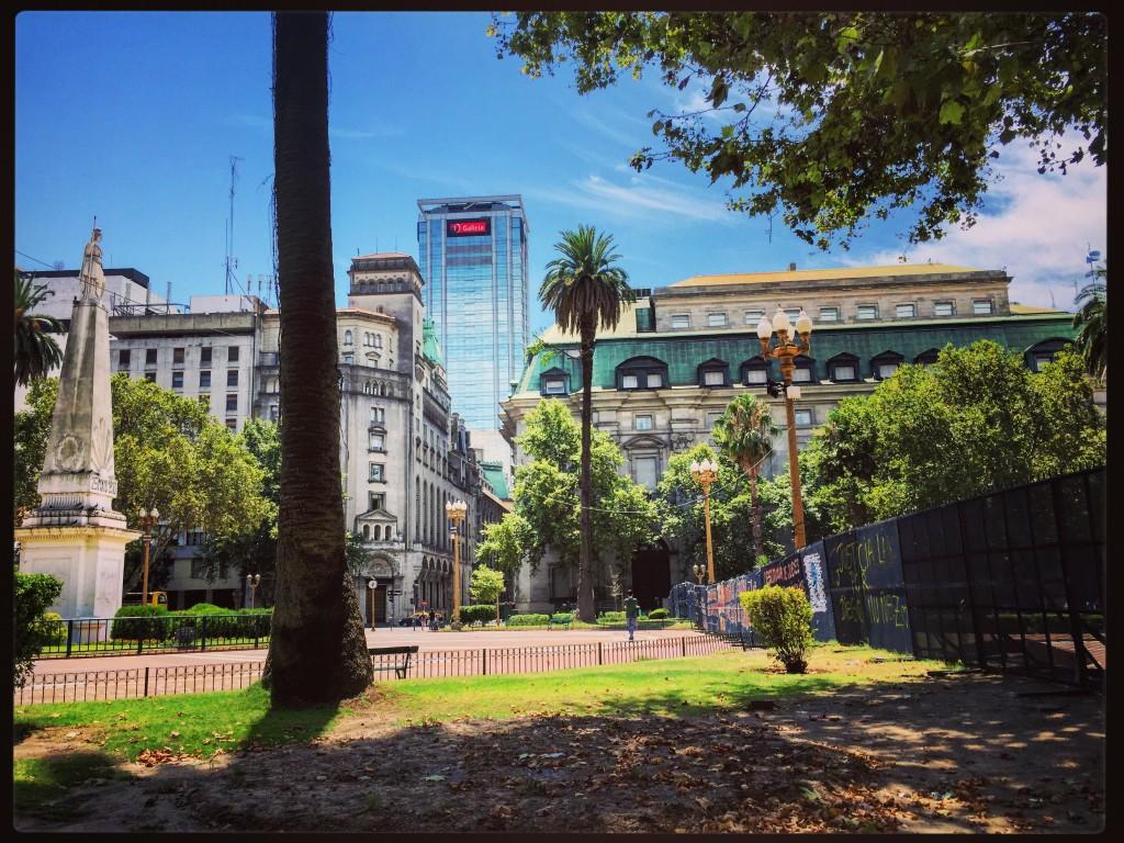 Place de Mayo, le cœur politique et historique de Buenos Aires