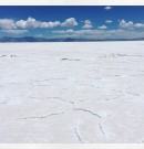 Las Salinas Grandes, un désert blanc à 3400 mètres d'altitude