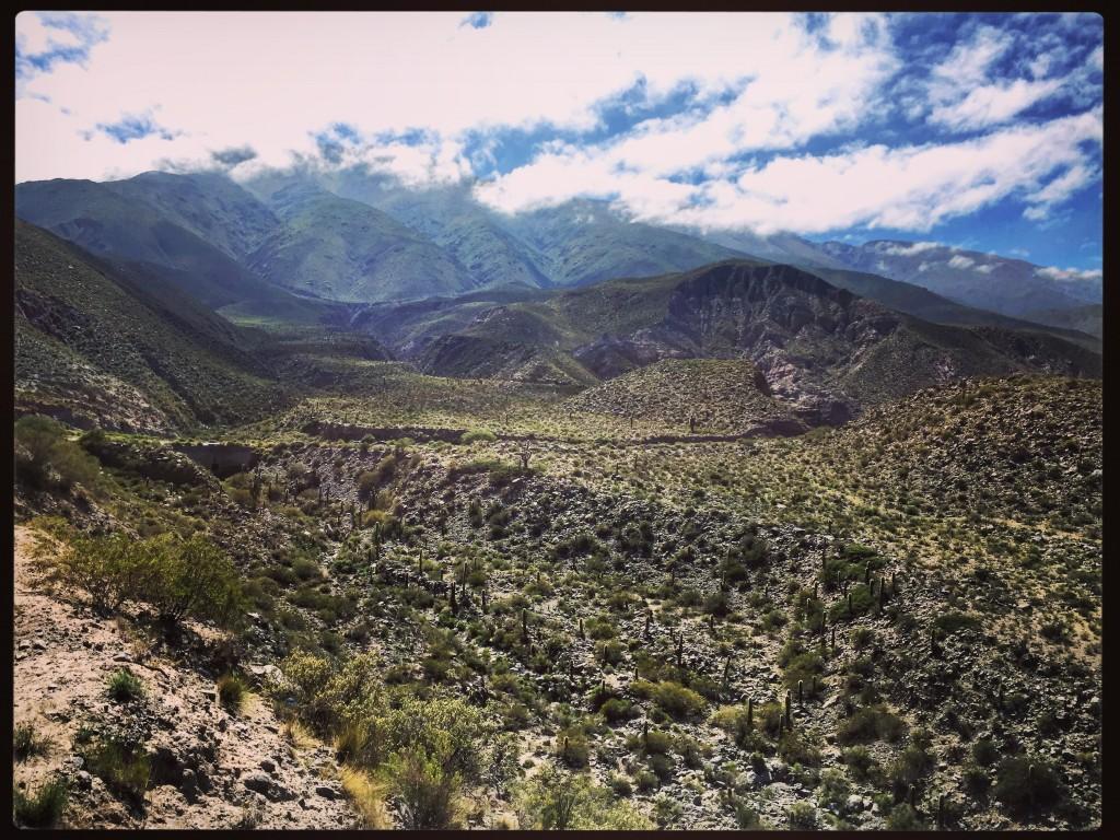 Sur la route vers Tafi del Valle