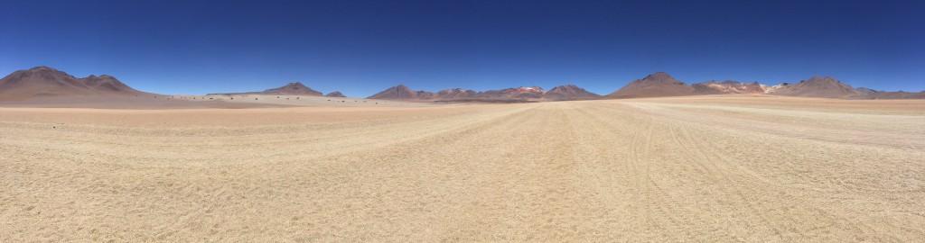 """Le désert """"Salvador Dali"""""""