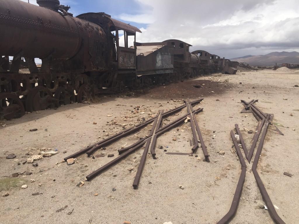 Une sensation iréelle à Uyuni en Bolivie
