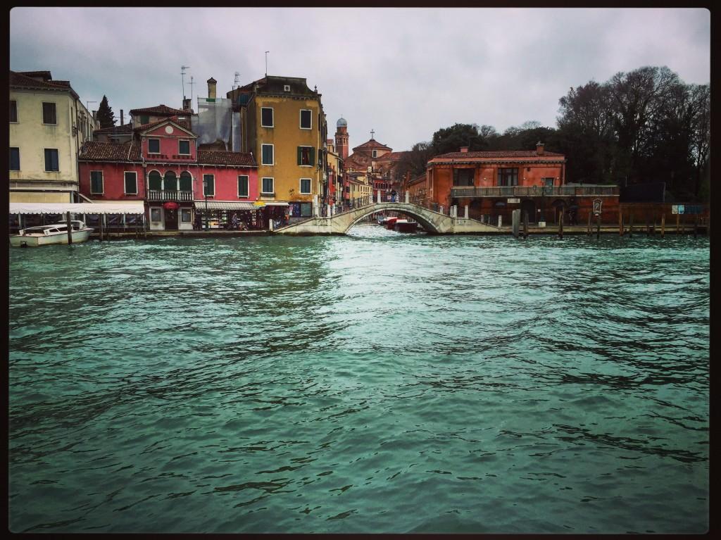Dans les quartiers Nord de Venise