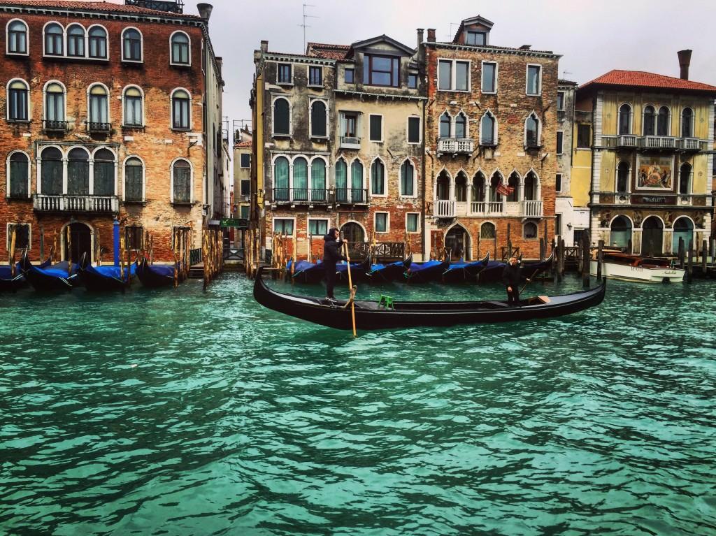 Venise, une ville en péril