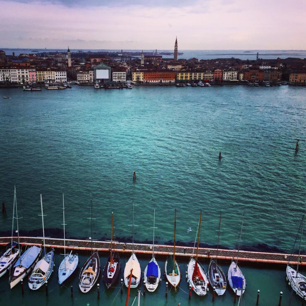 Le port de plaisance de Venise, l'un des plus beaux ports au monde...
