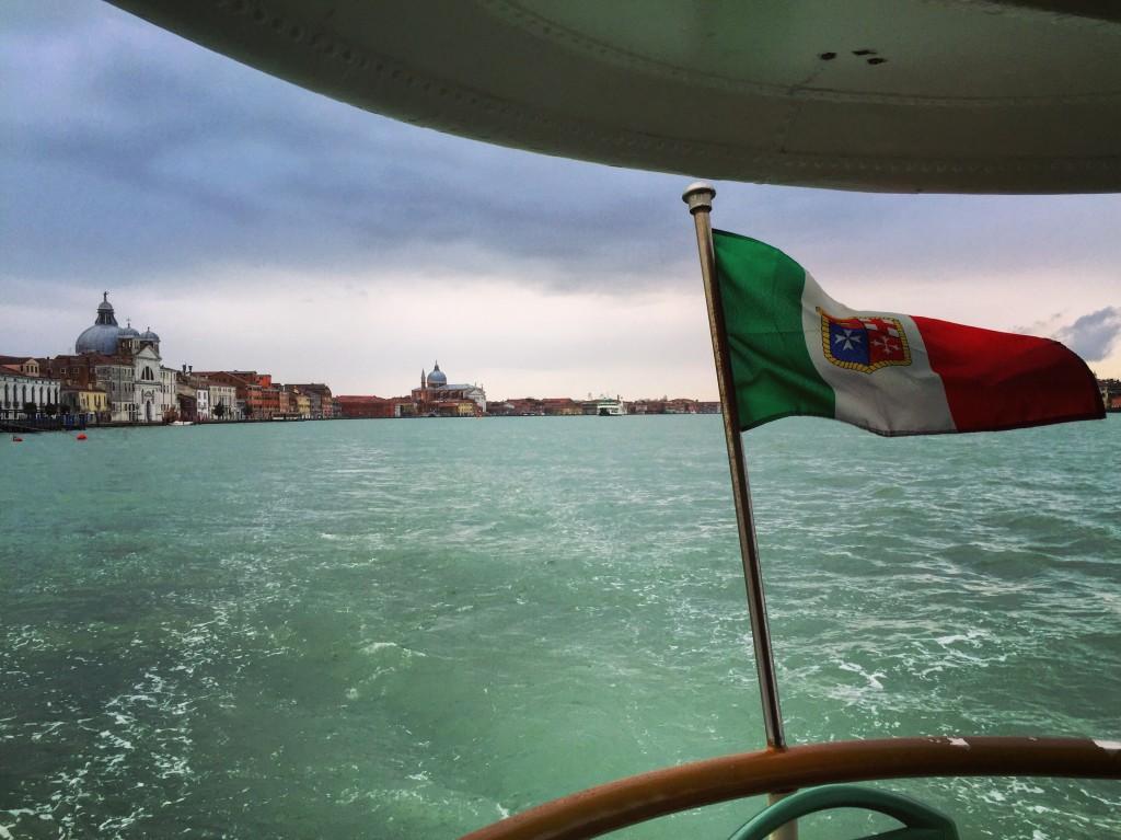 Venise comme un air d'italie