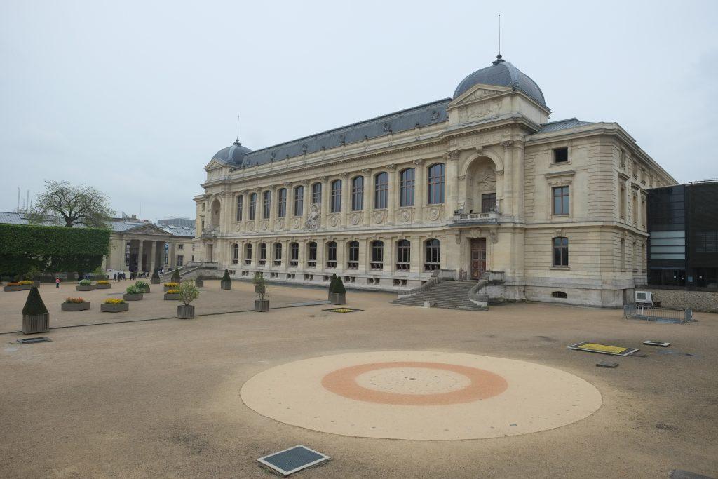 Le musée d'histoire naturel, Paris 5 ème, l'un des lieux les plus visités de France