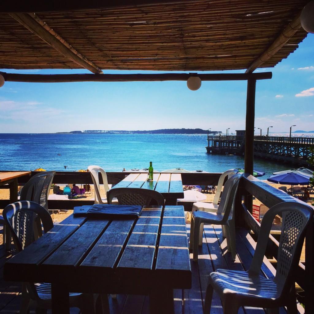 Une vue imprenable sur la baie de Punta del Este, Uruguay