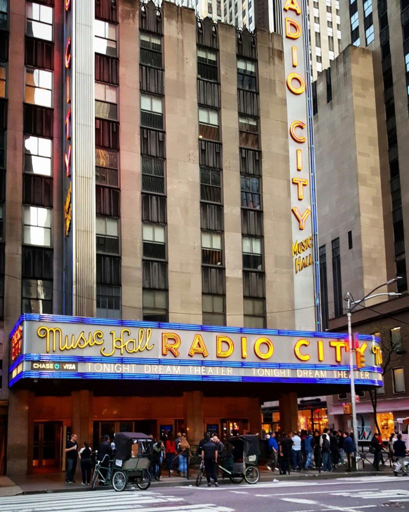 Radio City Music Hall, New York