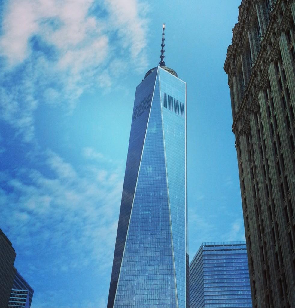 New York, une ville qui fait rêver.