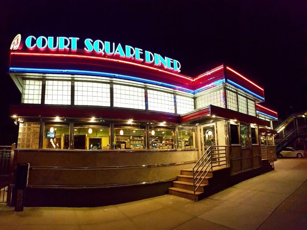 Un restaurant à New York, la ville qui ne dort jamais!