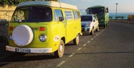 Van Volkswagen à la recherche du temps perdu
