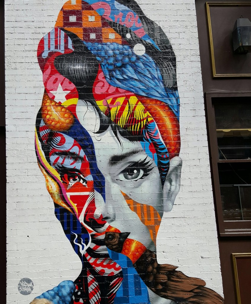 Street art à New York