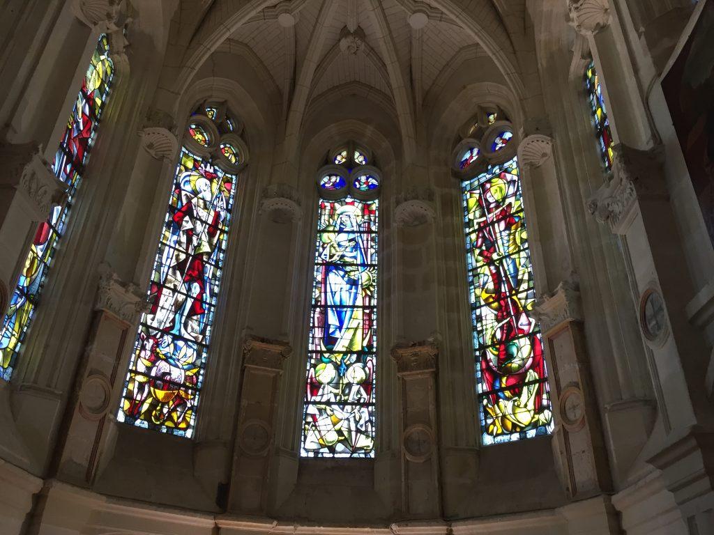La chapelle du château de Chenonceau