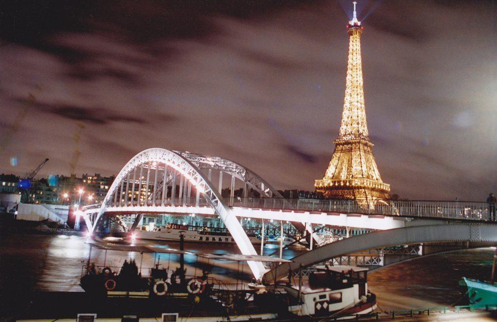 La Tour Eiffel en 2002