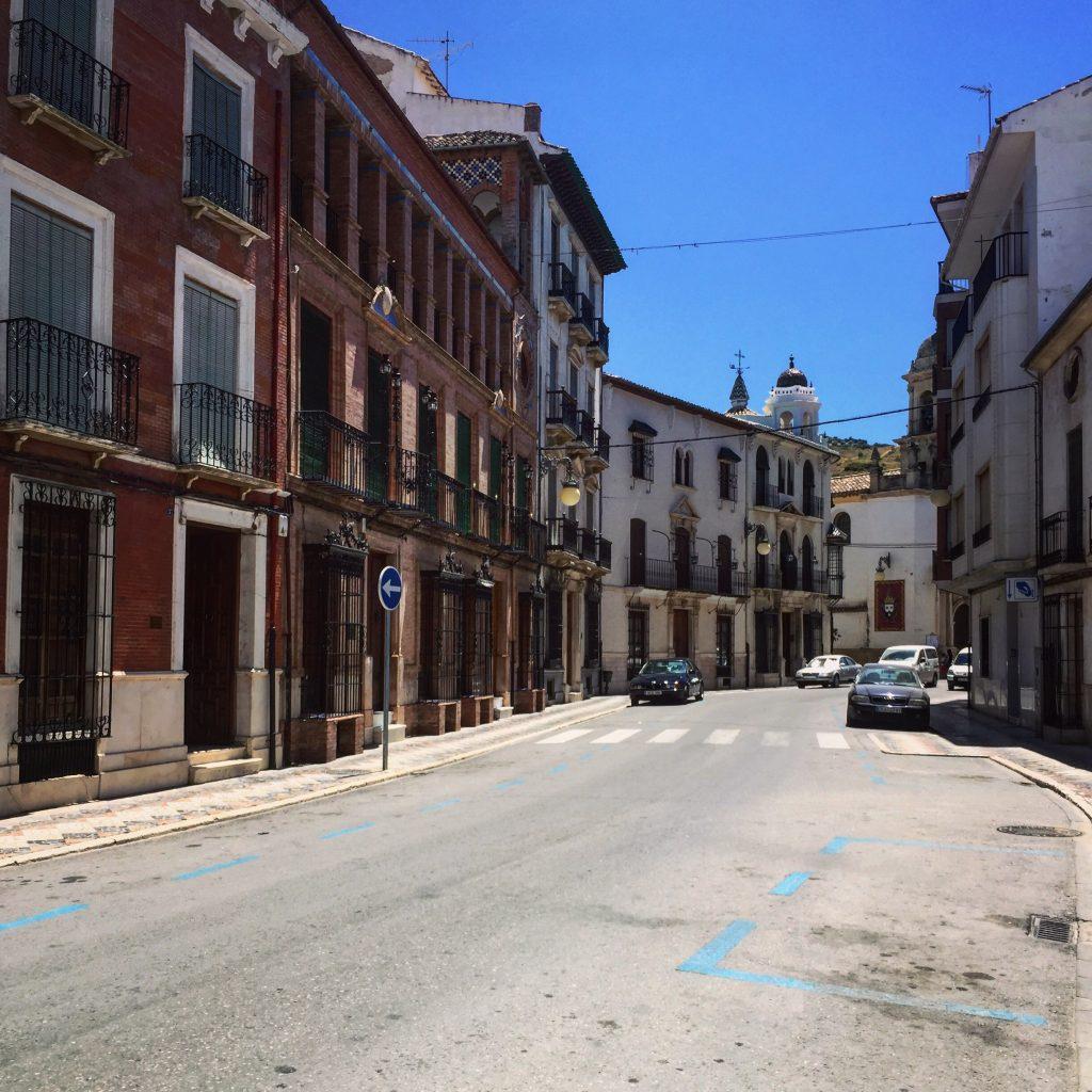 Entre 15h et 17h les rues deviennent désertes
