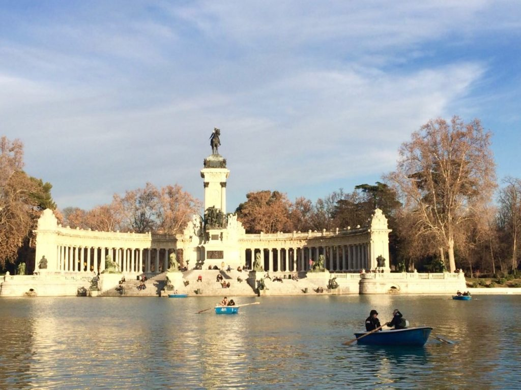 Madrid la capitale espagnole