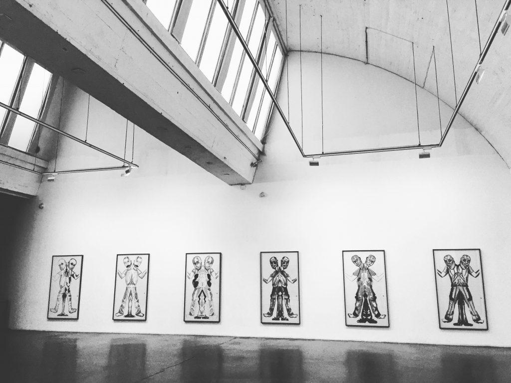 Galerie d'art, 798