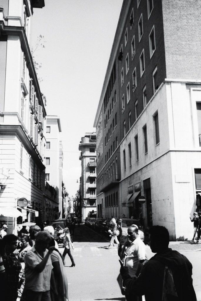 47. Rome au cœur de l'été