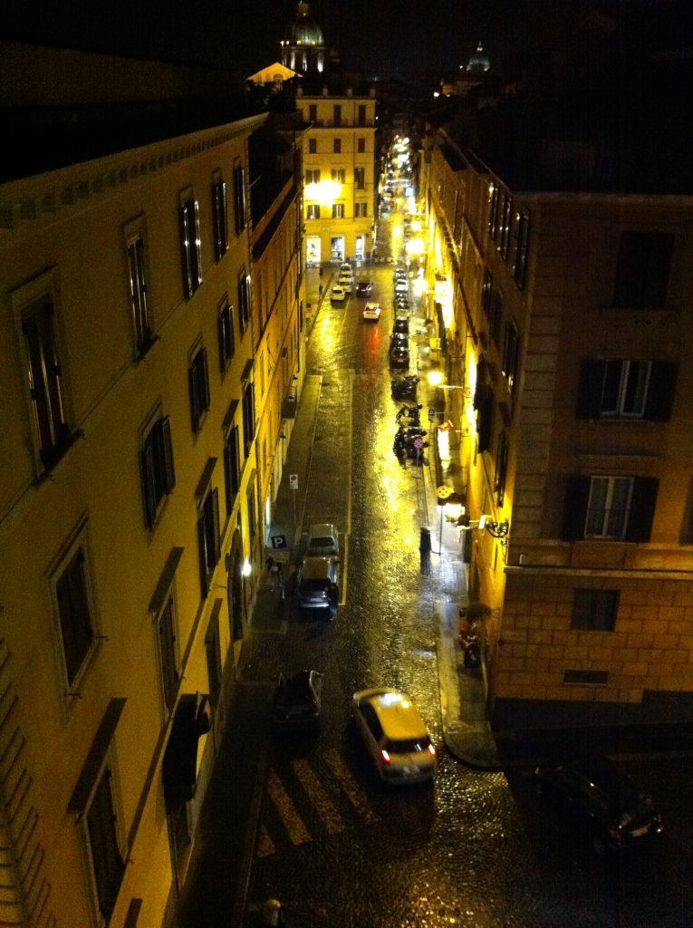 Rome la nuit entre mystère et histoire