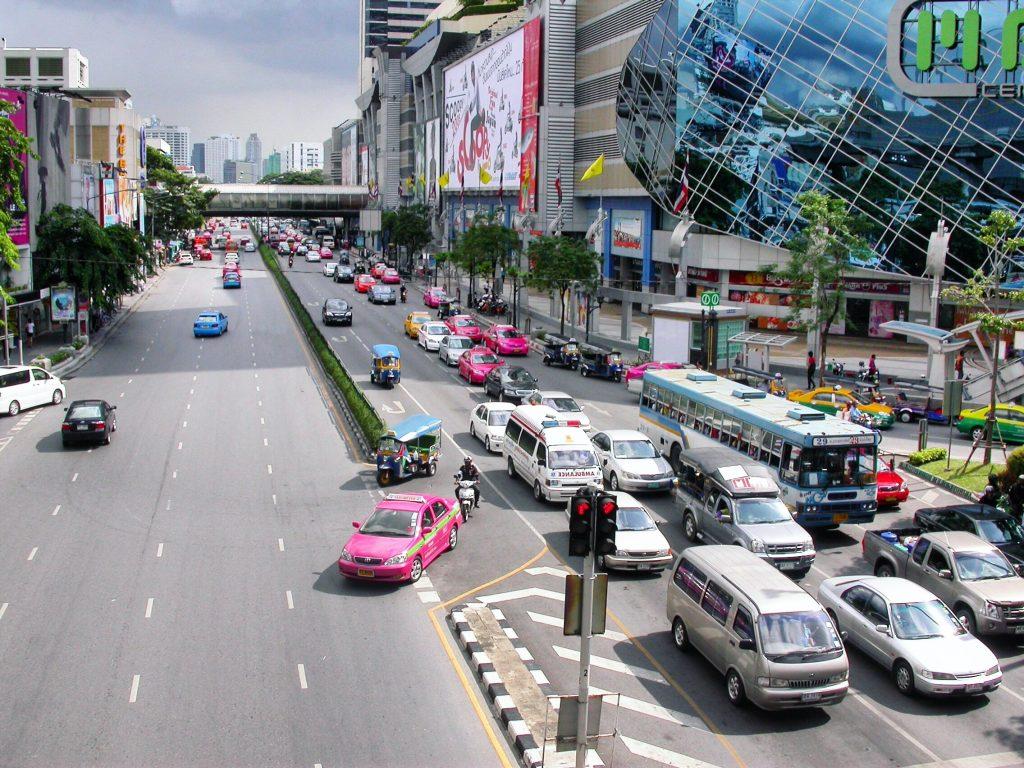 Bangkok confronté à la modernité