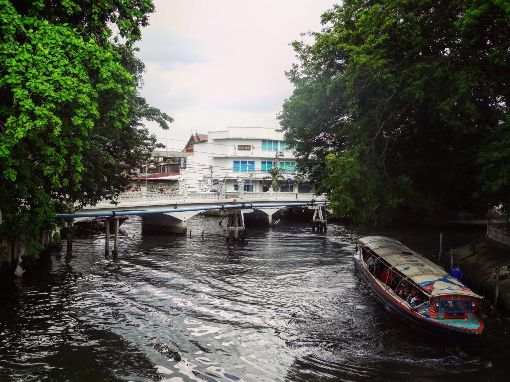 Bangkok cité lacustre