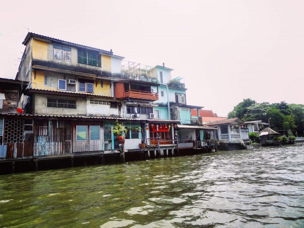 Bangkok, une ville aux allures de Venise asiatique