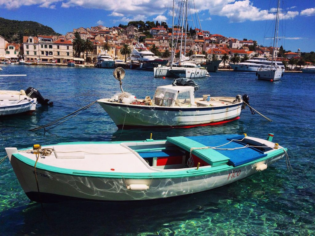 Hvar, le Saint-Tropez croate