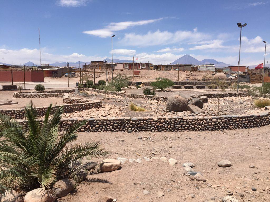L'arrivée à San Pedro de Atacama