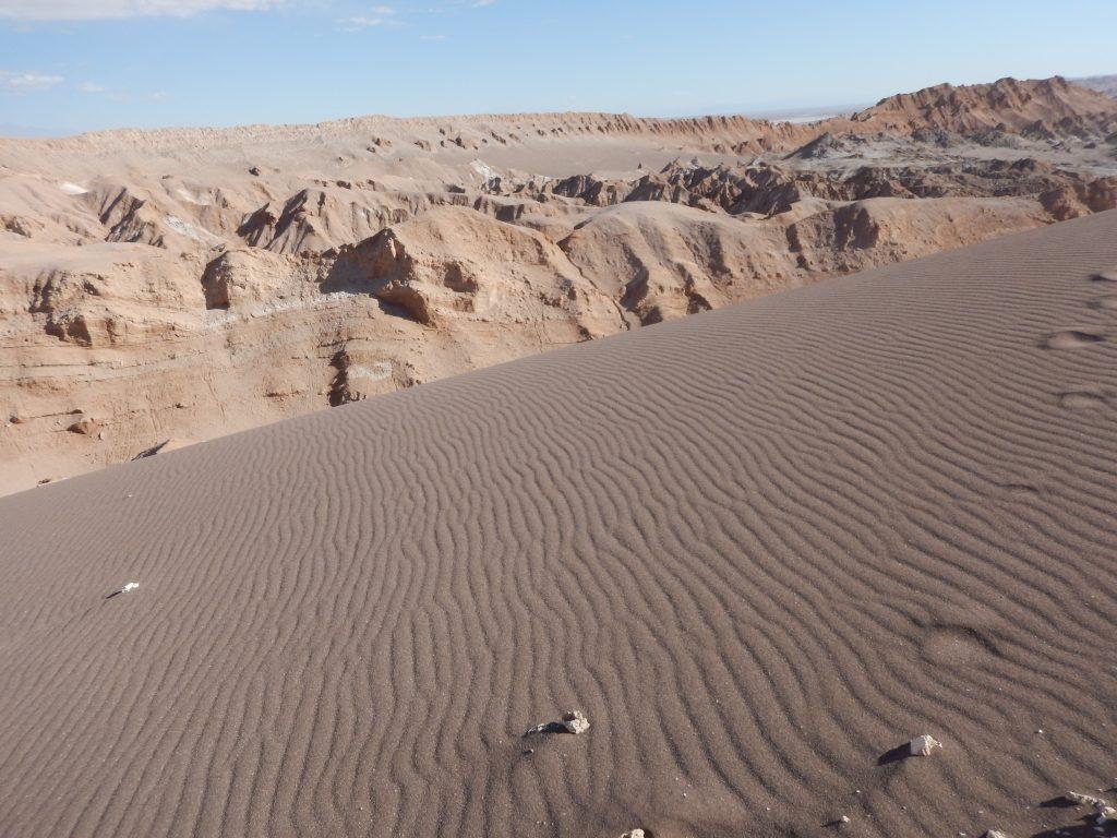 Où sommes nous? Vallée de la lune, Atacama, Chili