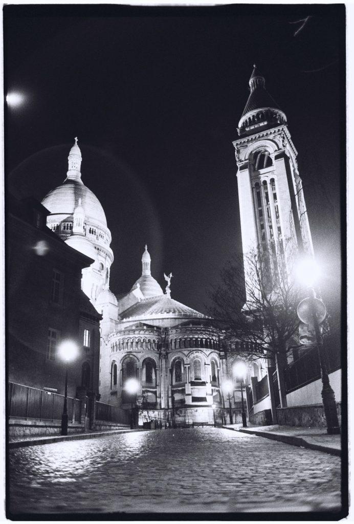 La belle rue du Chevalier de la Barre