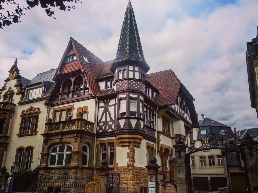 Metz, une ville à l'architecture hétéroclite