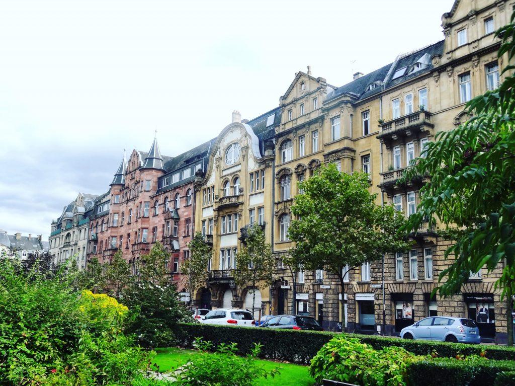 Quartier impérial de Metz