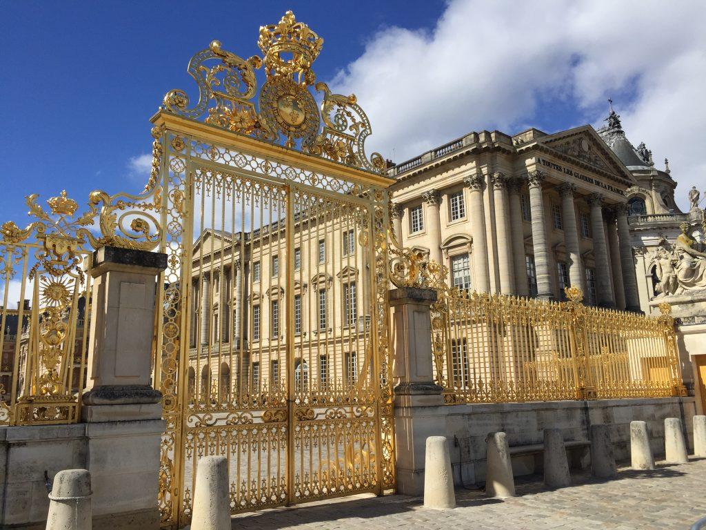 Le Plus Grand Ch U00e2teau Du Monde   Versailles
