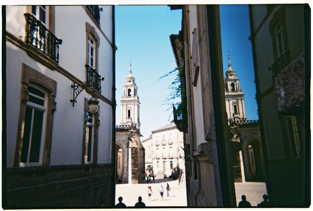 Balade au coeur de l'Espagne, la ville de Lugo
