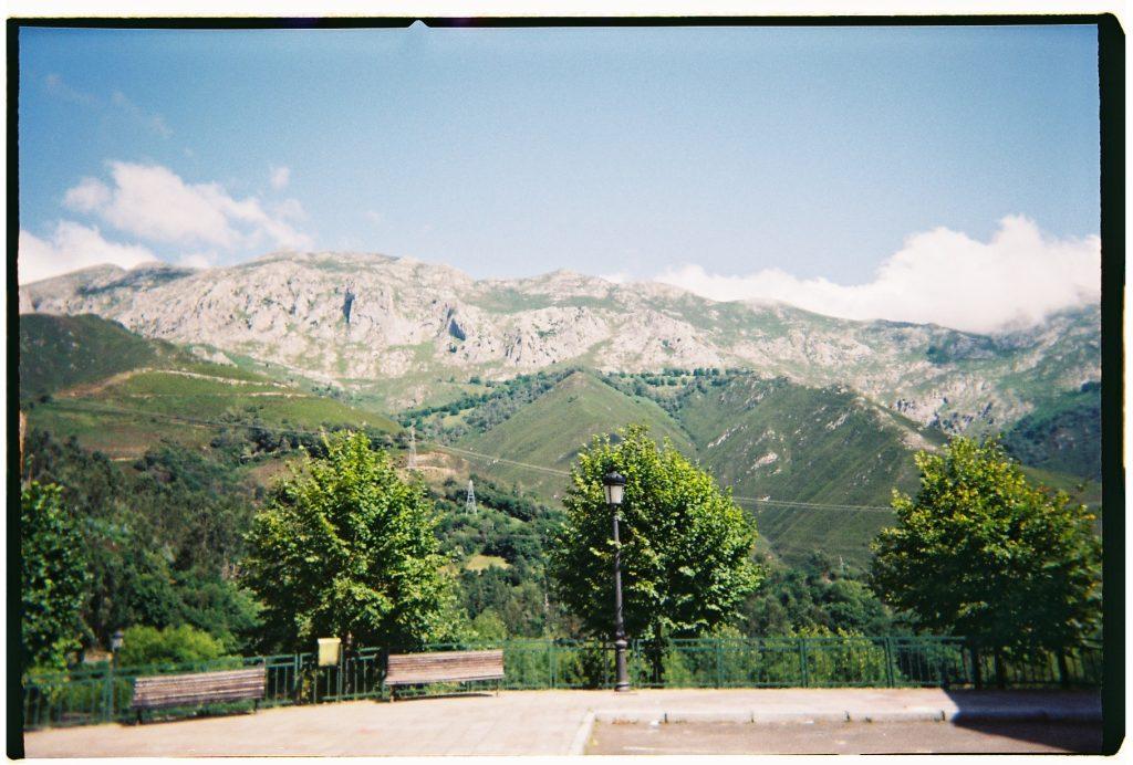 Les Pics de l'Europe dans le nord de l'Espagne