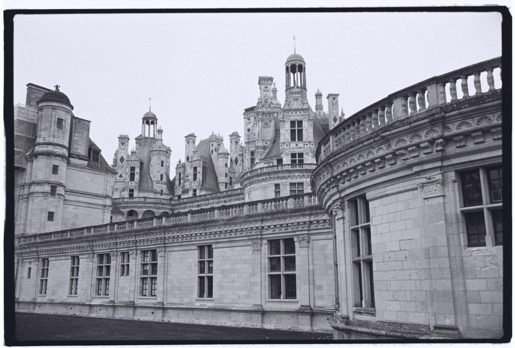 Ma vie de château au château de Chambord