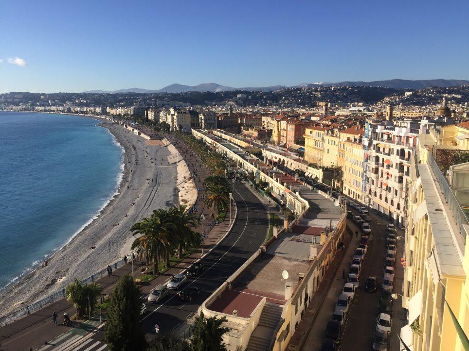 Le top 10 des villes les plus ensoleill es de france for Piscine du soleil nice
